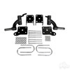 "RHOX Lift Kit, 3"" Drop Spindle, E-Z-Go TXT Electric 01.5+ & Gas 01.5-08.5"