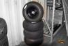 "4 x Steel Black 10"" Standard with Kenda Loadstar Tires 205/65-10"