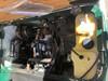 """2011 Gas Powered EZGO TXT 4 Passenger Golf Cart 10"""" Wheels"""