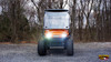 "Full Custom 2015 Sunburst EZGO TXT 4 Passenger Golf Cart 12"" Wheels"