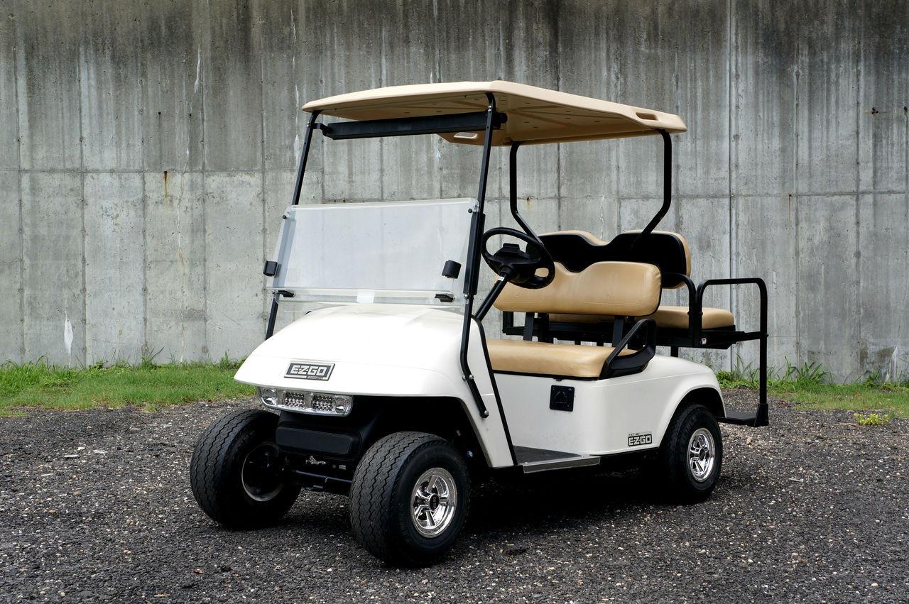 2013 White Ezgo 48 Volt Electric Txt 4 Passenger Golf Cart W Light. 2013 White Ezgo 48 Volt Electric Txt 4 Passenger Golf Cart W Light Kit. Wiring. Golf Cart Wiring Harness 2014 At Scoala.co