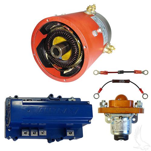 Admiral Motor w/ Alltrax Controller Combo, E-Z-Go PDS All Terrain Performance