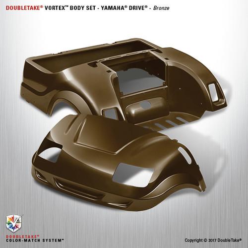 DoubleTake Vortex Body Set - Yamaha Drive Bronze