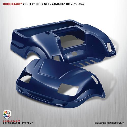 DoubleTake Vortex Body Set - Yamaha Drive Navy