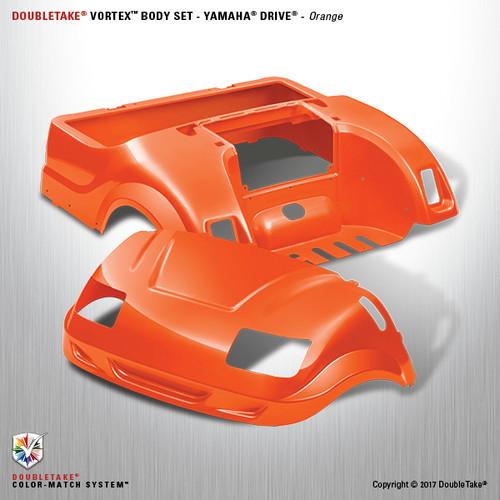 DoubleTake Vortex Body Set - Yamaha Drive Orange