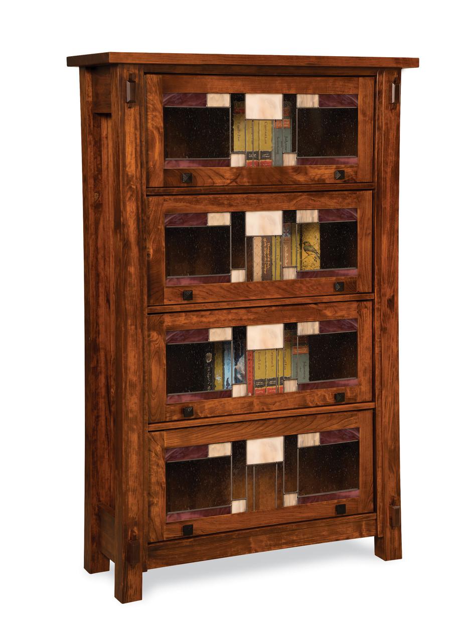 Craftsman Barrister Bookcase