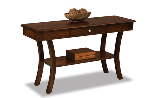 Sierra Sofa Table with Drawer and Shelf