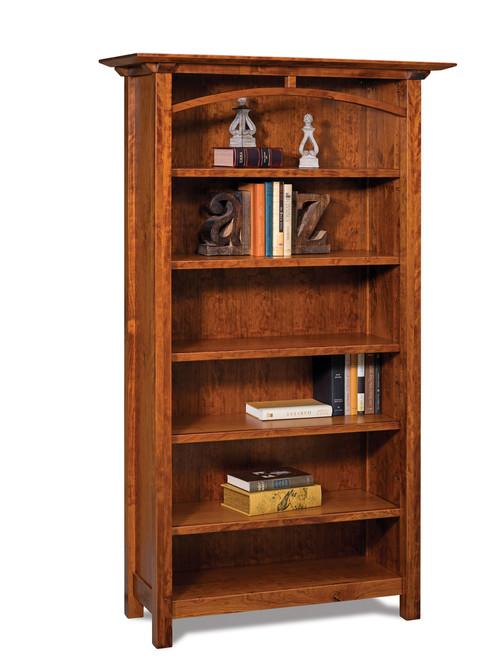Artesa 5 Shelf Bookcase
