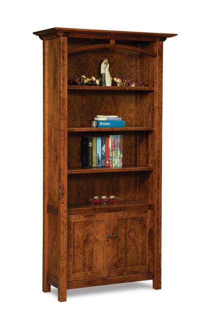 Artesa 4 Shelf Bookcase