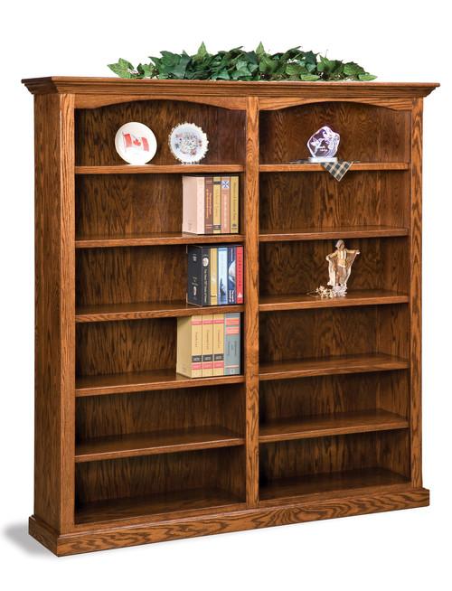 Hoosier Heritage Double Bookcase
