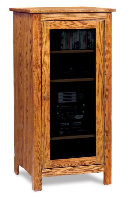 Mission Stereo Cabinet