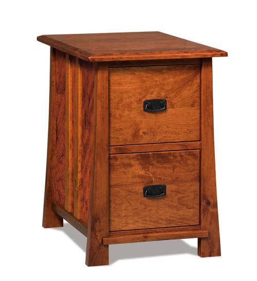 Grant File Cabinet - Unfinished Back