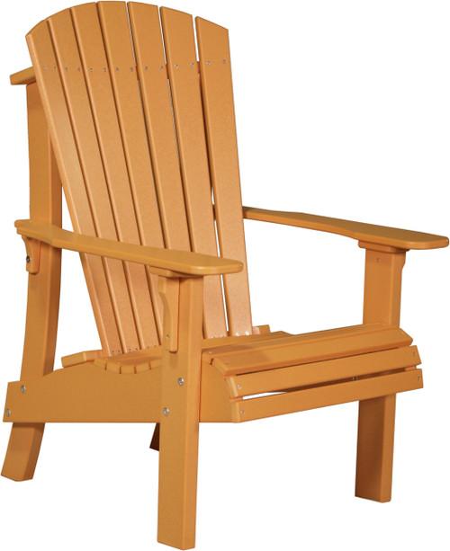 Tangerine Royal Adirondack Chair