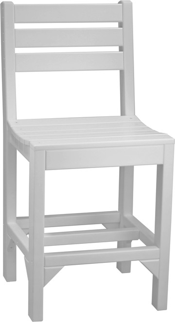 White Island Side Chair Counter Height