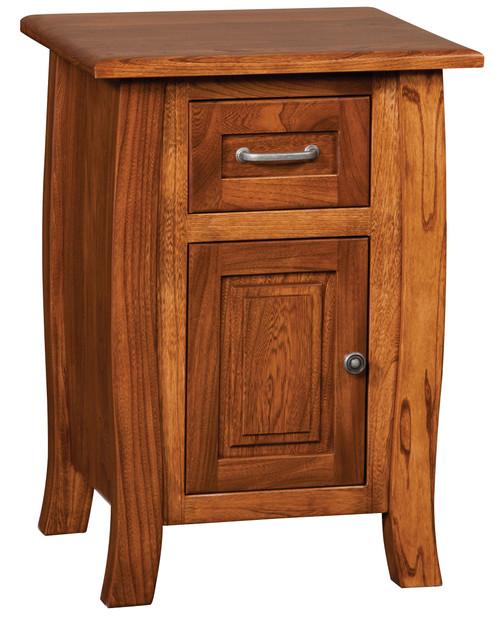Batavia 1 Drawer, 1 Door Nightstand