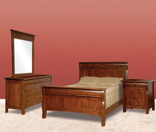 Castlebury Bed