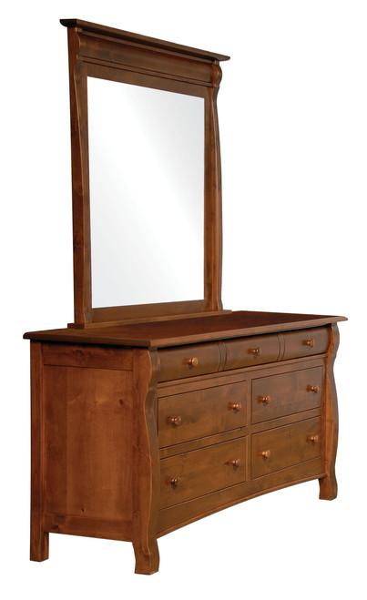 Castlebury Dresser with Mirror