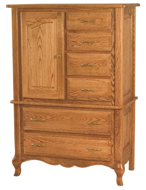 French Country Gentlemen's Chest