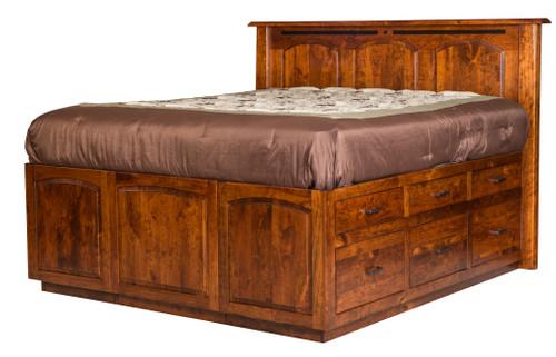 LaVega Platform Bed