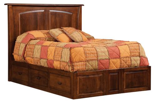 Mondovi Platform Bed