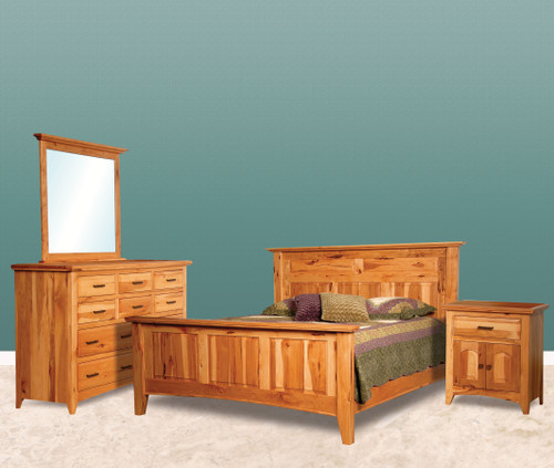 Premier Shaker Bed