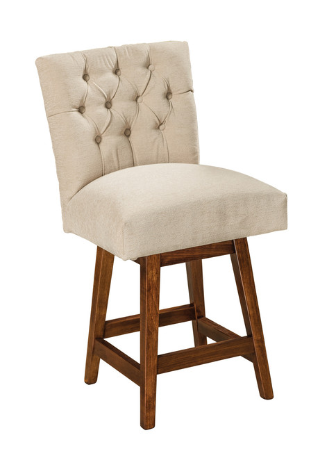 Alana Swivel Bar Stool