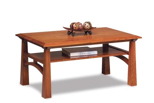 Artesa Open Coffee Table