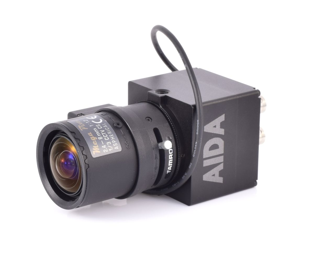AIDA Imaging GEN3G-200 3G-SDI/HDMI Full HD Genlock Camera - additional image 2