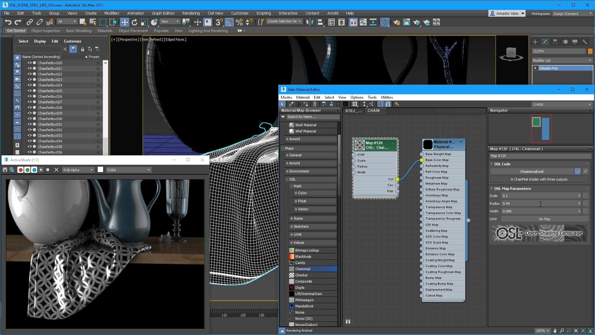 Autodesk 3ds Max 2019 Screnshot