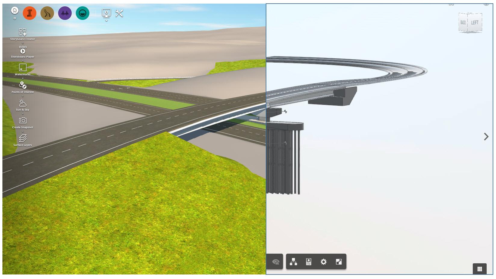 Autodesk Civil 3D Screnshot