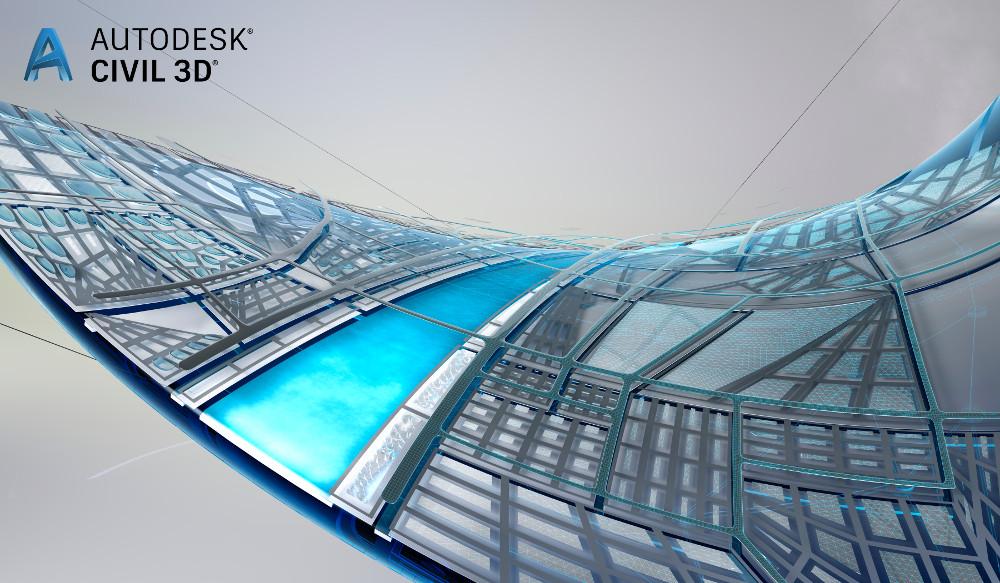 Autodesk Civil 3D 2020 Banner