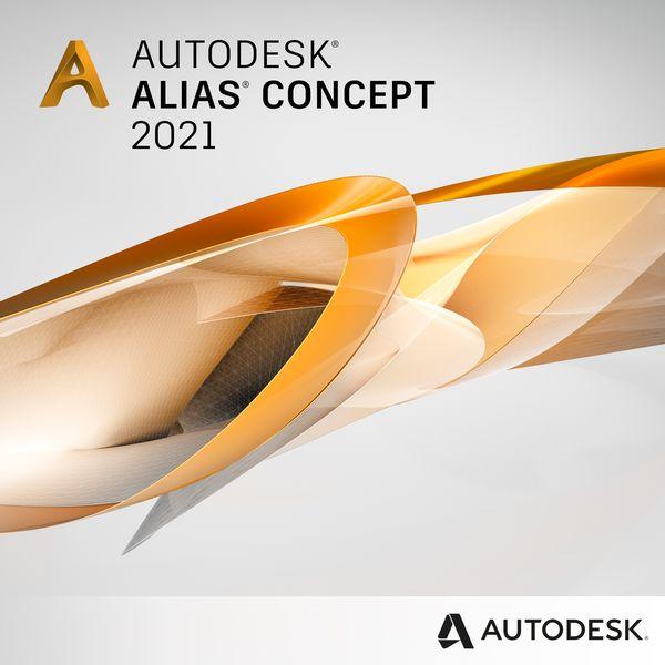 Autodesk Alias Concept Banner
