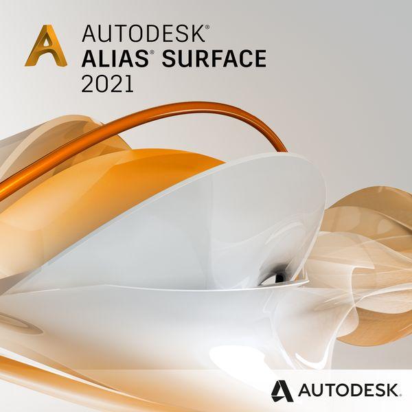 Autodesk Alias Surface Banner