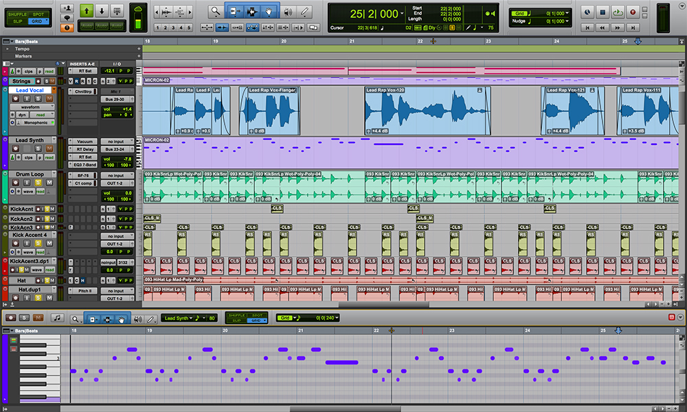 Avid Pro Tools Perpetual License - New (includes 1-year software updates + support plan) (ELD) - additional image 1