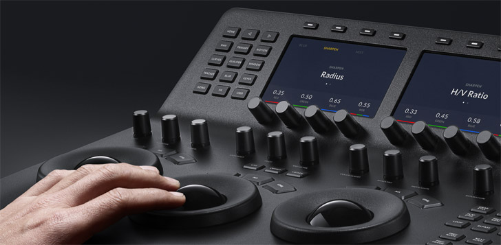 Blackmagic Design DaVinci Resolve Advanced Panel - additional image 1