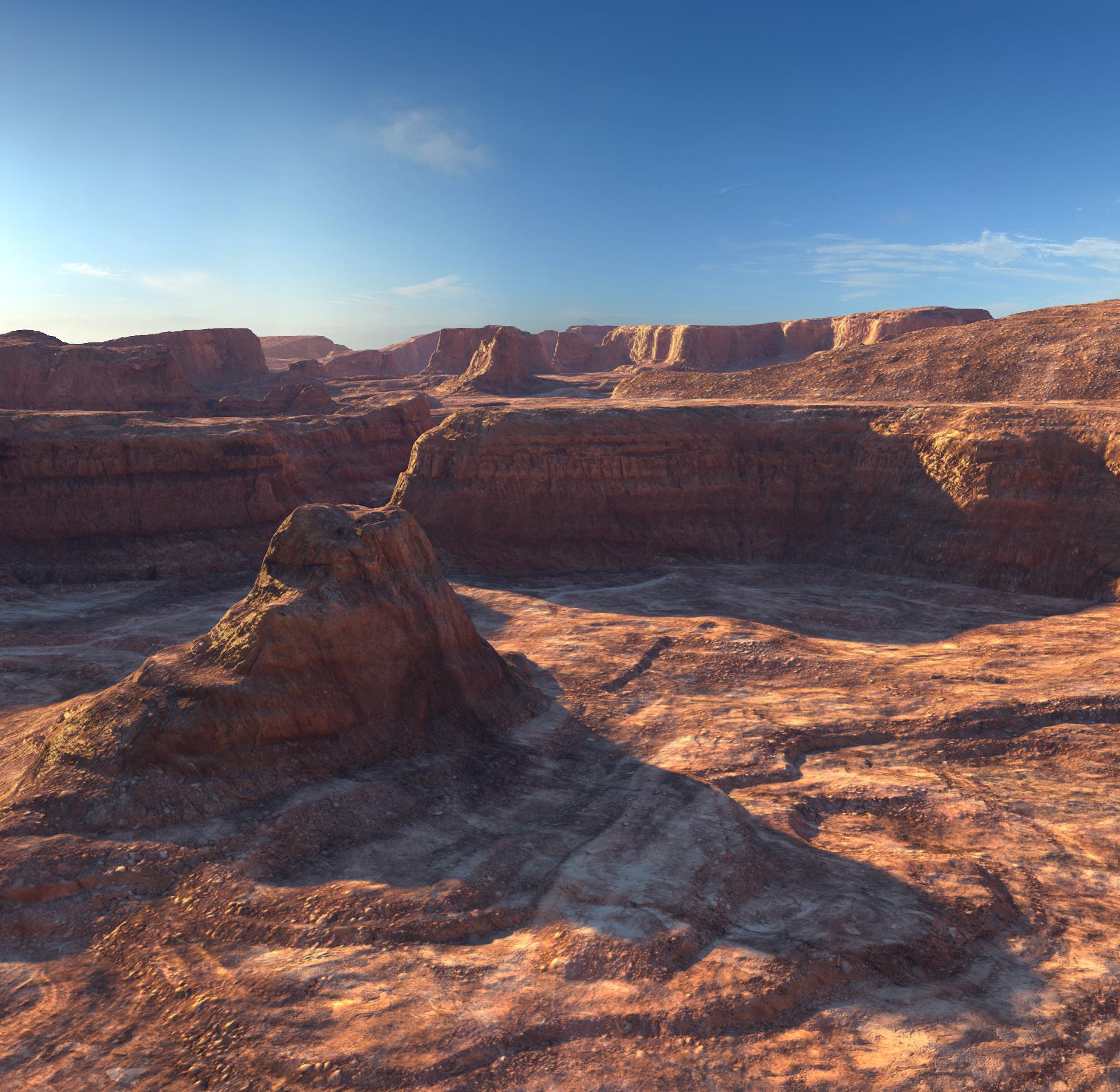 C4Depot Cinema 4D Plugin: Infinite Canyons - additional image 3
