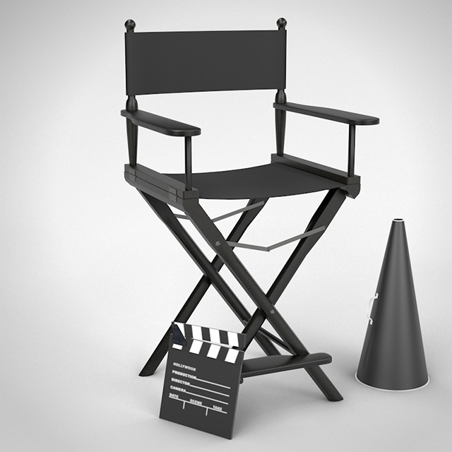 C4Depot 3D Model Collection for Cinema 4D: Movie Director Pack - additional image 2