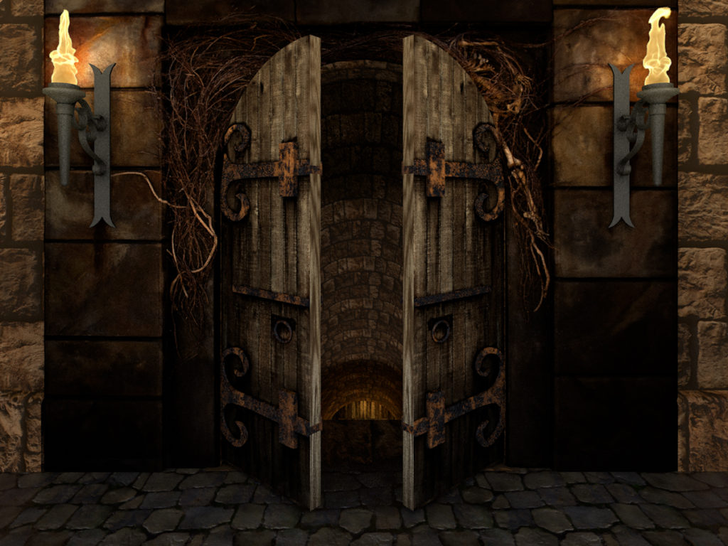 C4Depot 3D Model Collection for Cinema 4D: Dungeon Pack