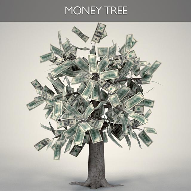 C4Depot 3D Model Collection for Cinema 4D: Money Mega Pack - additional image 2