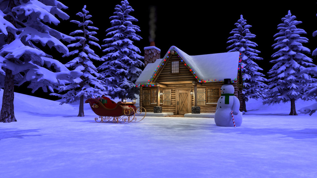 C4Depot 3D Model Collection for Cinema 4D: Winter Holiday Pack - additional image 1