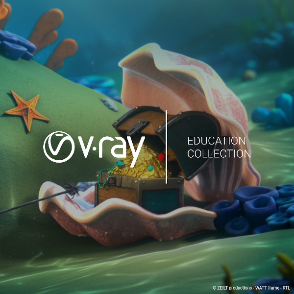 Chaos Group V-Ray EDU Collection Image