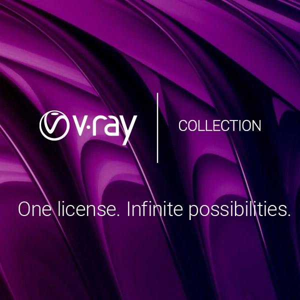 Chaos Group V-Ray Collection Image