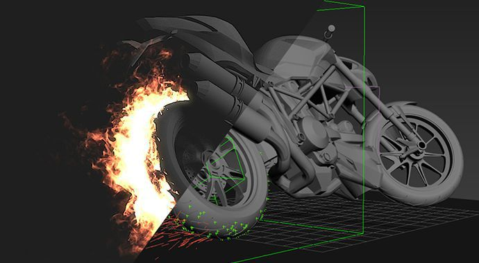 Chaos Group EDU 1 Year Term License - Phoenix FD for 3ds Max (Student) - additional image 4