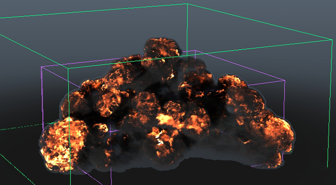 Chaos Group Phoenix FD 4 for Maya Workstation - Perpetual - additional image 3