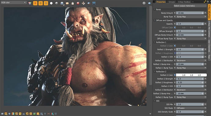 Chaos Group EDU 1 Year Term License - V-Ray for MODO (Student) - additional image 2