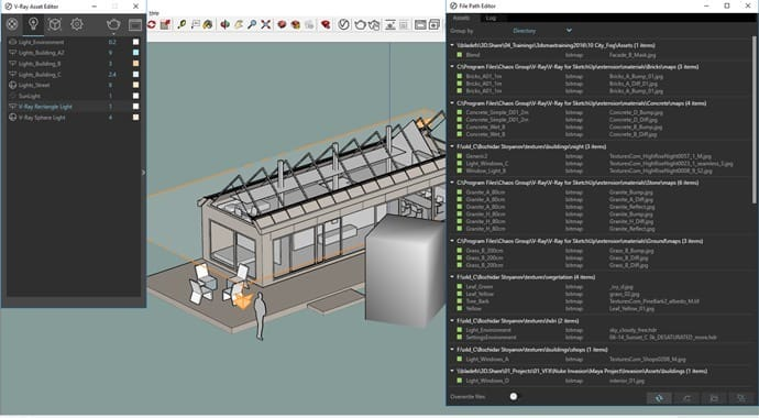 Chaos Group V-Ray Next for SketchUp - Upgrade Workstation from V-Ray 3.x to V-Ray Next - additional image 2