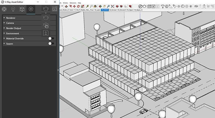 Chaos Group V-Ray Next for SketchUp - Upgrade Workstation from V-Ray 3.x to V-Ray Next - additional image 4