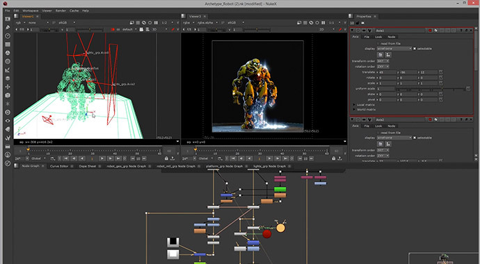 Chaos Group EDU 1 Year Term License - V-Ray for NUKE (Student) - additional image 2
