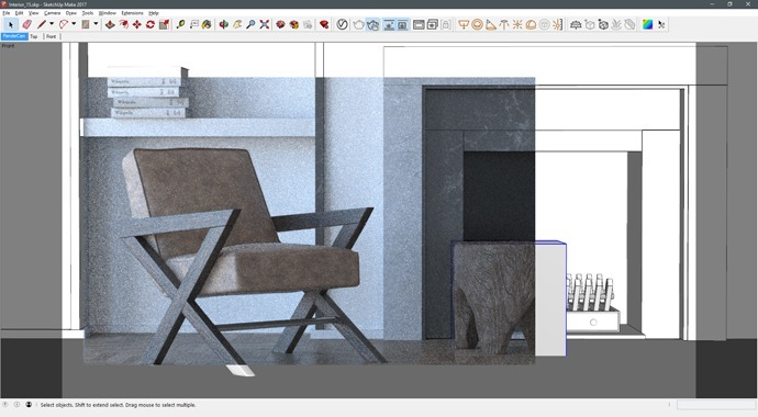 Chaos Group EDU 1 Year Term License - V-Ray for SketchUp (Student) - additional image 1