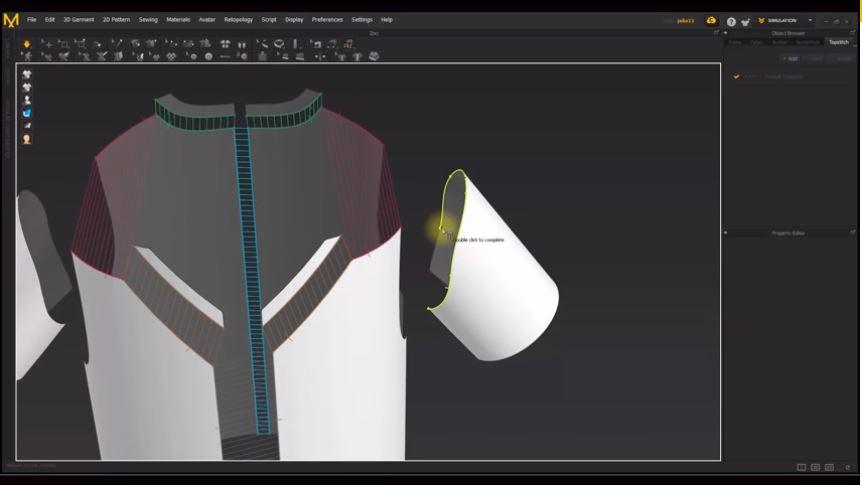 Marvelous Designer 8 Enterprise Upgrade (from MD7, standalone) - additional image 2